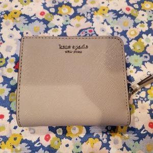 Kate Spade Grey Wallet